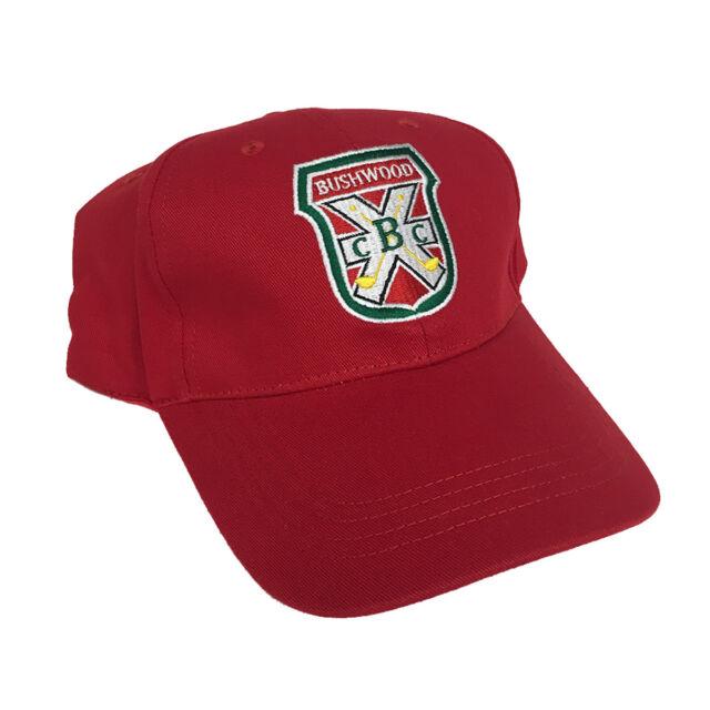 Bushwood Country Club Hat Baseball Cap Caddyshack Danny Noonan Golf Movie  Caddie 10dc2b098301