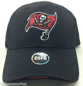 3090a2f74d5 Image is loading NFL-Tampa-Bay-Buccaneers-Reebok-Flex-Fit-Cap-