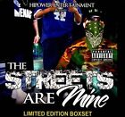 The Streets Are Mine [Limited Edition] [Box] [PA] by Hipower Entertainment (CD, Mar-2012, 4 Discs, Hi Power Ent.)