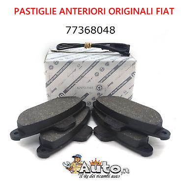 77368048 Pastiglie freno Anteriori ORIGINALI FIAT 500X JEEP Renegade