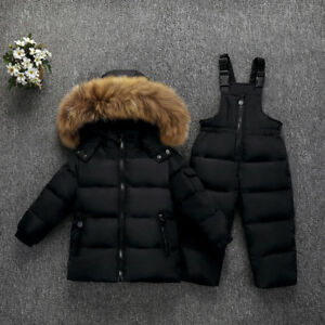 dab1c280d244 2018 Baby Rompers Winter Thick Climbing Newborn Boys Girls Warm Coat ...
