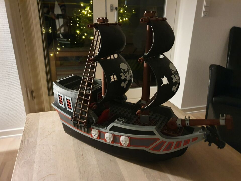 Lego Duplo, ZOO, piratskib