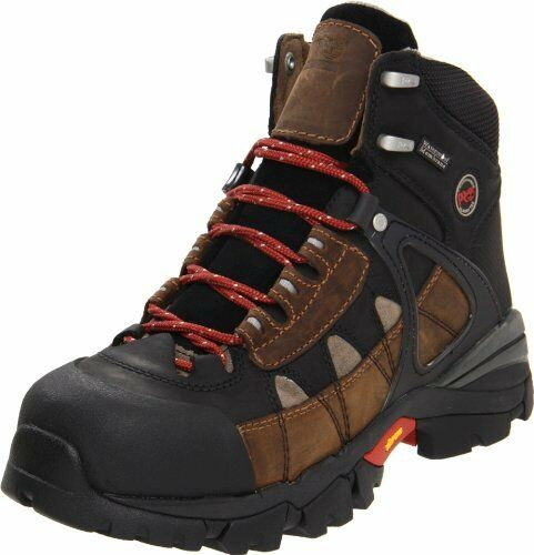 Timberland PRO TB090646214 6 In Hyperion AL WP BROWN Boots