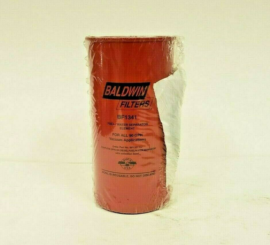 WIX  33442  Fuel Water Separator FILTER  NAPA 3442 BALDWIN BF1342 CARQUEST 86442