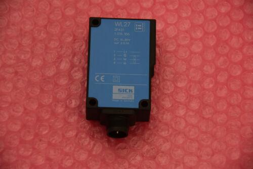 wl27-3p2430//P//N Sick réflexion lumière barrière Type 1027769