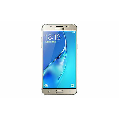 Samsung Galaxy J5 2016 J510 DUOS GOLD GARANZIA ITALIA NOBRAND +PELLICOLA