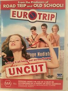 Eurotrip-Dvd-Uncut-NEW-AUSTRALIAN-RELEASE-REGION-4