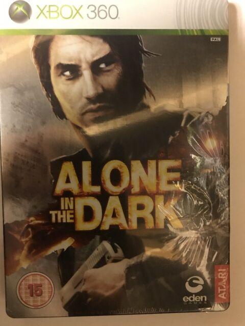 Alone in the Dark -- Limited Edition (Microsoft Xbox 360, 2008)