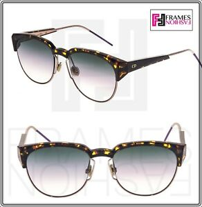 f434892115 Image is loading CHRISTIAN-DIOR-SPECTRAL -Spotted-Brown-Violet-Gradient-Aviator-