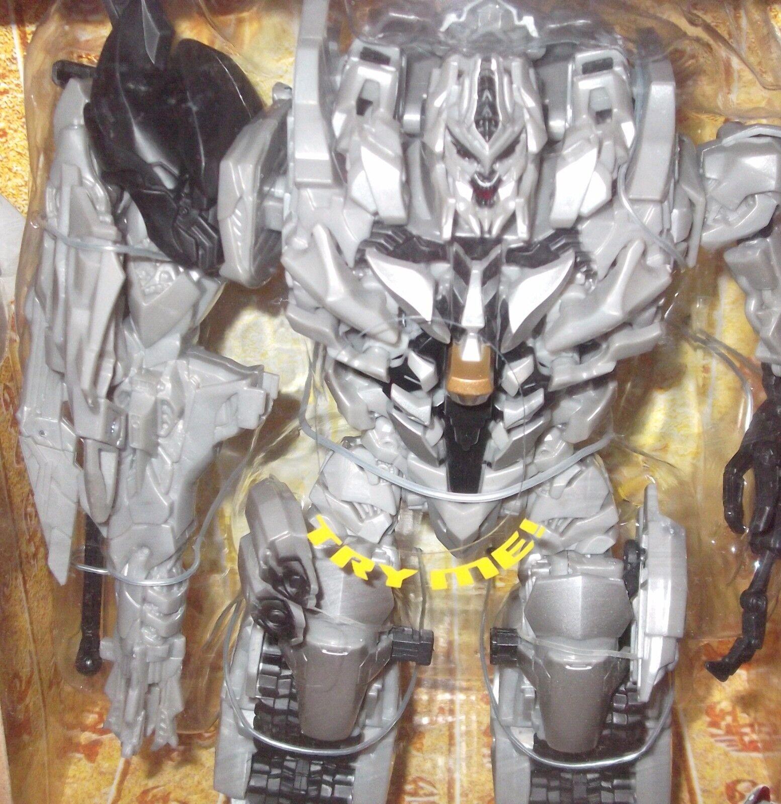 New Transformers Movie 2 rossoF Leader Class Megatron Figure USA VERSION Authentic