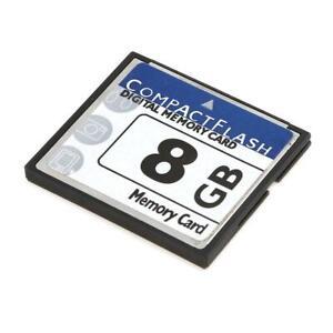 Ad alta velocità CF Memory Card Compact Flash Cf Card per fotocamera digitale (8GB)