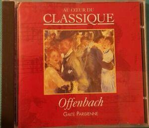 Statt-Herz-Des-Klassik-Offenbach-Gaite-Parisienne-CD-Ref-1981
