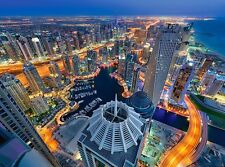 Puzzle Castorland 3000 Teile - Towering Dreams, Dubai (54899)