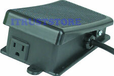 ON/OFF FOOT PEDAL CONTROL CONTROLLED ELECTRIC POWER TOOL SWITCH CONTROLLER