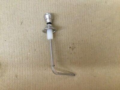 Kohler K-9447-G//K-1000833-G Revival Lift knob flush actuator Brushed CHROME