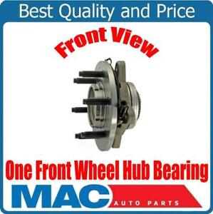 One New Front Wheel Bearing Hub Assembly for 03-06 Ford