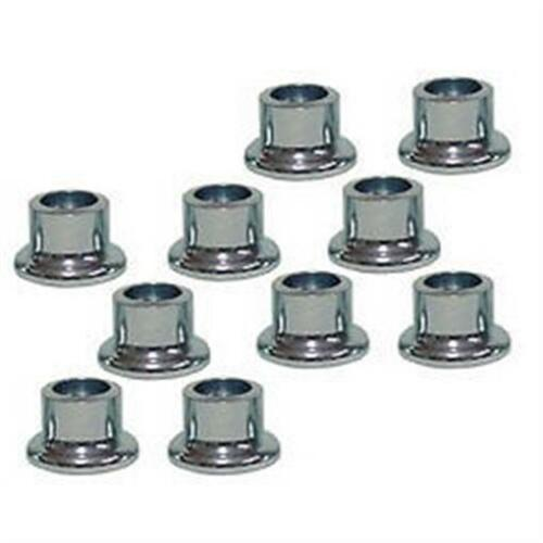 """Tapered Rod End Reducers Spacers 5//8/""""ID x 1//2/"""" IMCA Heims Misalignment 10 Pack"""