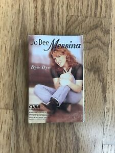 Bye Bye [Single] by Jo Dee Messina (Cassette, Feb-1998 ...