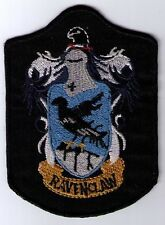 RAVENCLAW HOGWARTS' HOUSE SHIELD HARRY POTTER PATCH IRON ON OR SEW ON