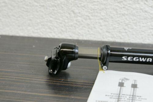 Post Moderne Segway Gefederte Sattelstütze 27,2mm 300mm NOS NEU