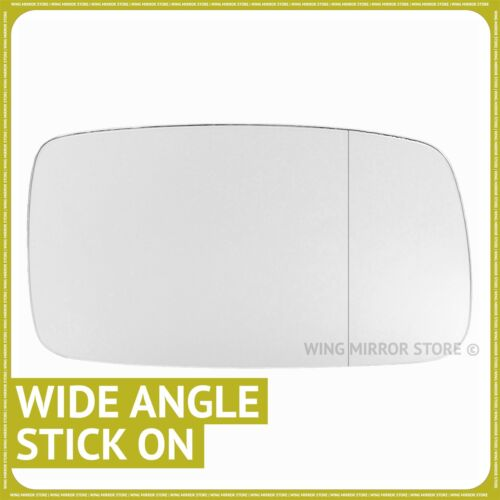 Main droite côté conducteur pour Volvo 940 91-98 Aile Miroir Verre Angle Large