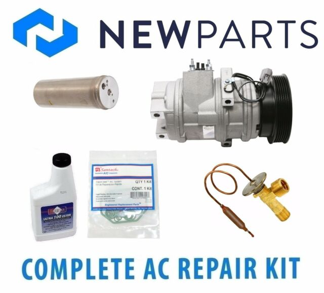 For Acura TL V6 3.2L 1999-2003 Complete A/C Repair Kit New