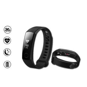 Huawei Honor Band 3 Smart Watch HR Wristband Swimming Pedometer Fitness Tracker 6901443183548