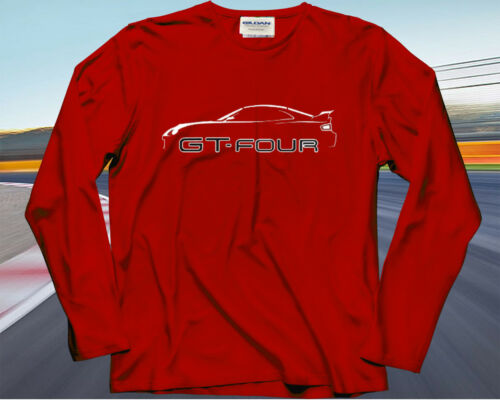 LIMITED INSPIRED CLASSIC CARCELICA GT4 ST205 FOURNEW EDITION T-SHIRT