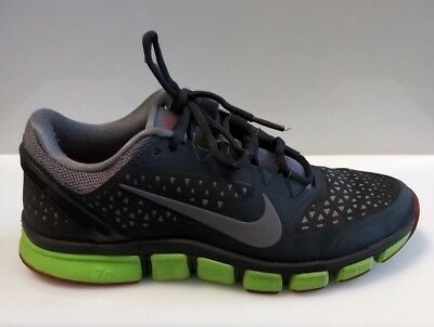 separation shoes dcc50 bb0f6 Nike Free Trainer 7.0 Mens Anthracite Cool Grey Training Shoes 0524311-003  Sz 7