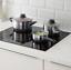 IKEA ANNONS Kochtopfset Induktion Edelstahl Kochtöpfe mit Glasdeckel Topfset