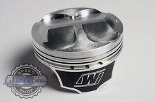 Wiseco Pistons 01-05 Civic EX DX D17 D17a1 75mm Bore 8.8:1 Compression K624M75