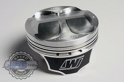 Wiseco Pistons 92-01 Prelude H22 H22a H22a1 H22a4 87mm Bore 11.4:1 Comp K572M87