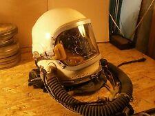 USSR MIG AEROFORCE SPACE high altitude helmet GSH-6A pressure Size 2m