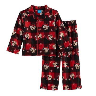Mickey Mouse Boys 2PC PJ Set 2T