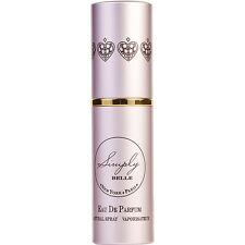 Simply Belle by Exceptional Parfums Eau de Parfum Purse Spray .27 oz Mini