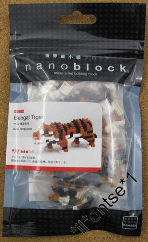 nanoblock NBC/_104 Bengal Tiger