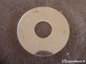 1 Coupelle Baccarat Xix ème Pour Lustre T= 7.10cm - N°18 / Glt
