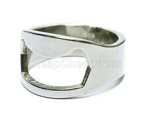 Enduring-1X-Stainless-Bottle-Opener-Finger-Ring-Bar-Beer-Tool-Size-10-20mm-BFF