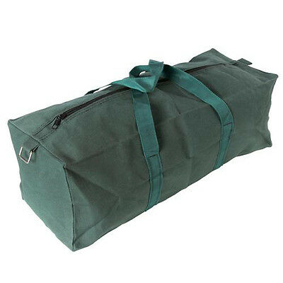 760mm Large Canvas Tool Bag Tool Box // Storage Container Carrier L