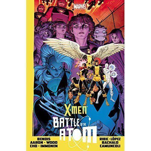 1 of 1 - X-men: Battle Of The Atom by Jason Aaron, Brian Michael Bendis (Paperback, 2014)