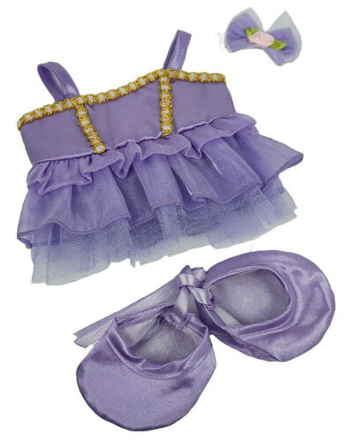 Ballerina Clothing Fits 8-10 Most Webkinz, Shining Star and 8-10 Make Your O