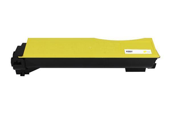POV Toner Gelb Gelb Gelb (Kyocera TK-550Y) ed9e4b