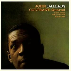 Coltrane-John-Quartet-Ballads-180-Gram-Orange-Vinyl-New-Vinyl