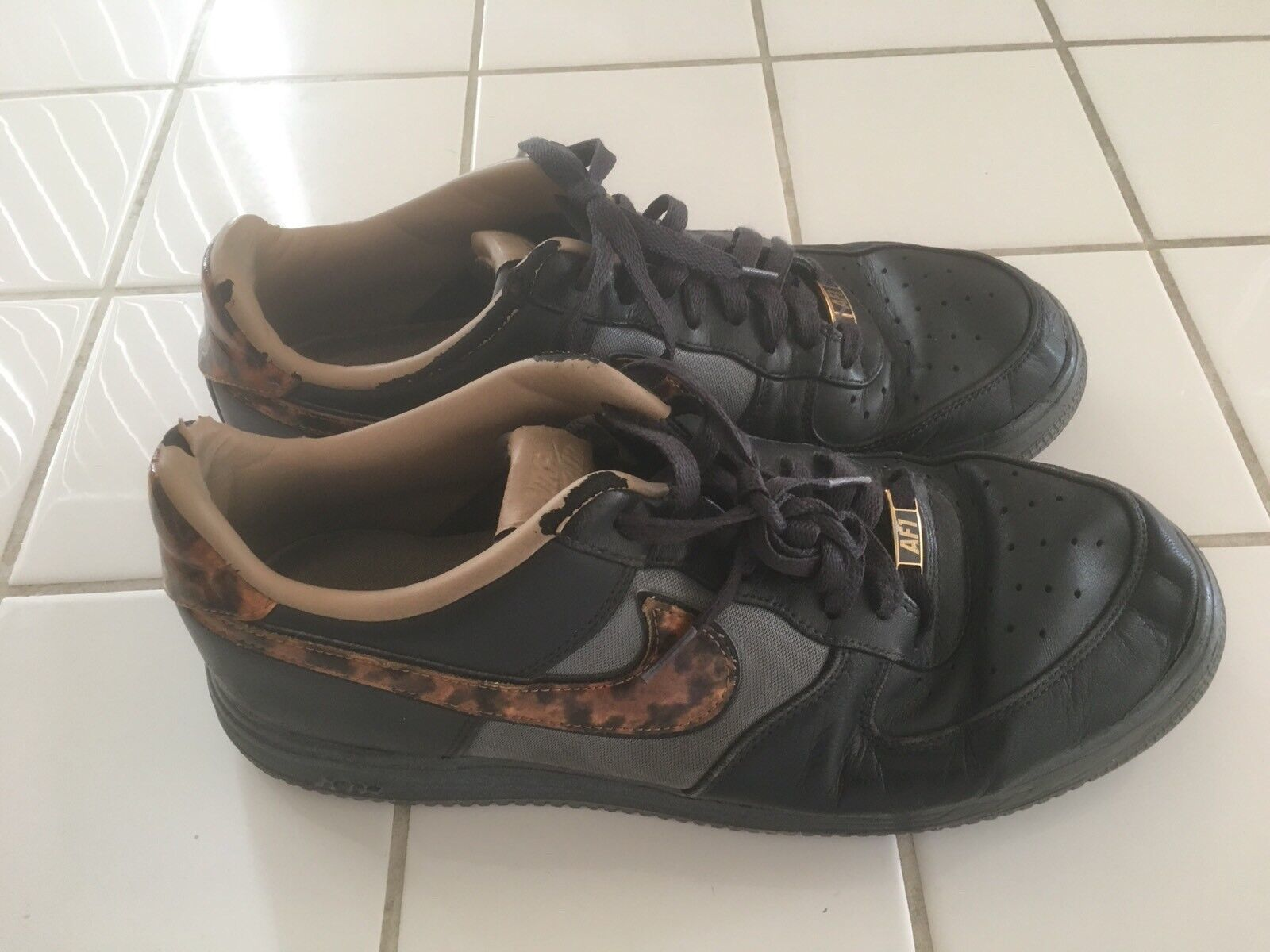 68b15185761c Nike Lunar Force 1 Low Top Athletic Shoes. Size 11.5. 11.5. 11.5 ...
