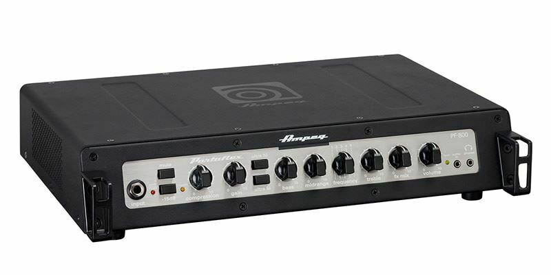 Ampeg PF-800 Portaflex Series 800 Watt Bass Head