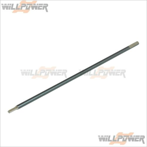 Screws Driver Utility Truggy 2.0 mm Allen Hex Wrench Head Long RC-WillPower