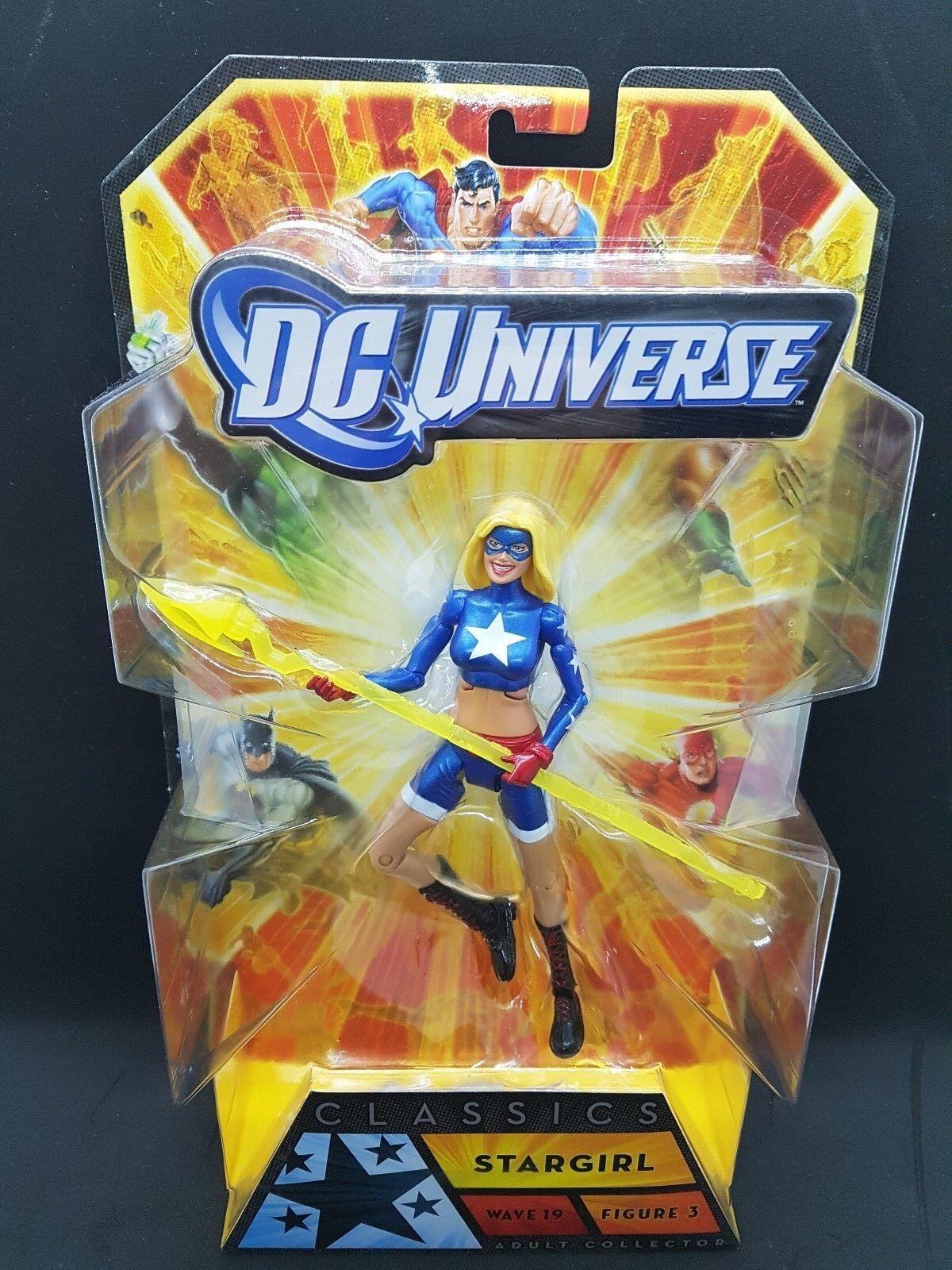Dc - universum - klassiker stargirl action - figur - welle.