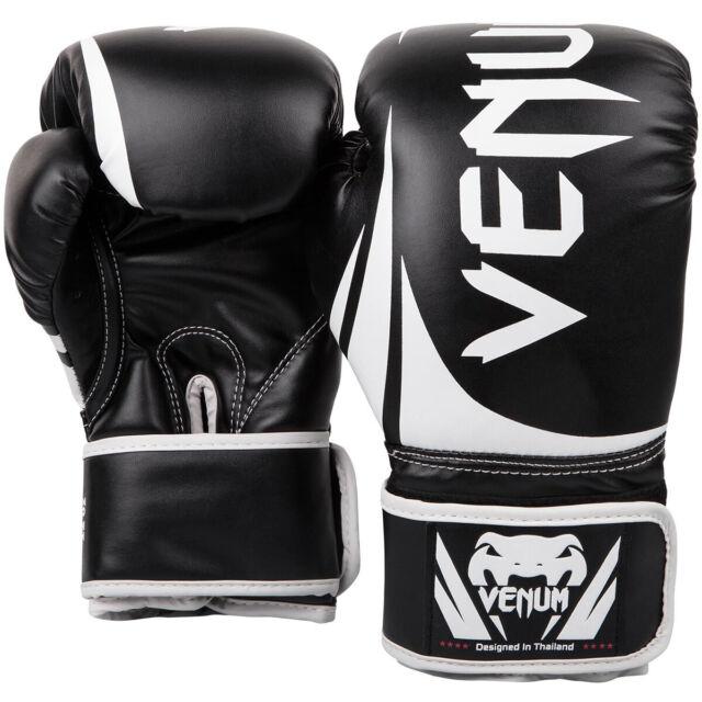Venum Challenger 2.0 Boxing Gloves Black//Black