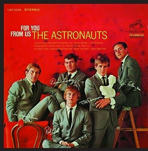 The Astronauts - For You from Us [New CD]
