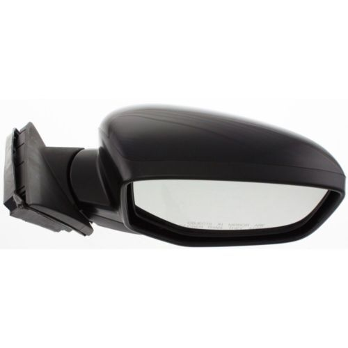 Paint to Match Passenger Side Mirror For Accord 08-12